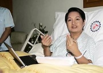 gloria_macapagal_arroyo_spine_surgery
