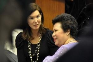 Ang dalawang Senador na di-umatras sa kapangyarihan ng simnahan