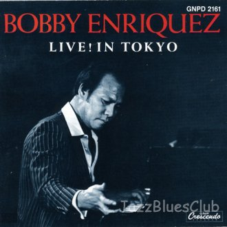 "The ""Wild Man"" Bobby Enriquez had jaw-dropping performances from Manhattan to Melrose while most Japanese musicians were still mastering the chords of ""Get Ready"""