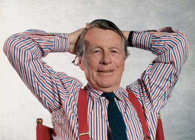 Probably, the world's greatest copy writer... David Ogilvy never fails to inspire