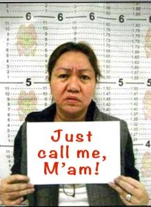 M'am Jenny - mother of perpetual help ng marami!
