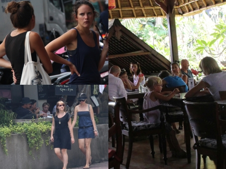 """""""i see white people everywhere..."""" the huge impact of """"eat.pray. love."""" is bringing white people to ubud in troves."""