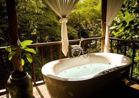komaneka's pride: a spa by the river kampuhan
