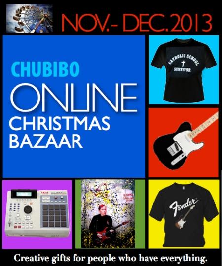 one click away: www.chubibo.wix.com/xmasbazaar