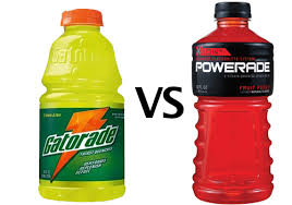 """From nowhere to No. 2, that's Powerade after it """"adopted"""" the surname of leader Gatorade"""